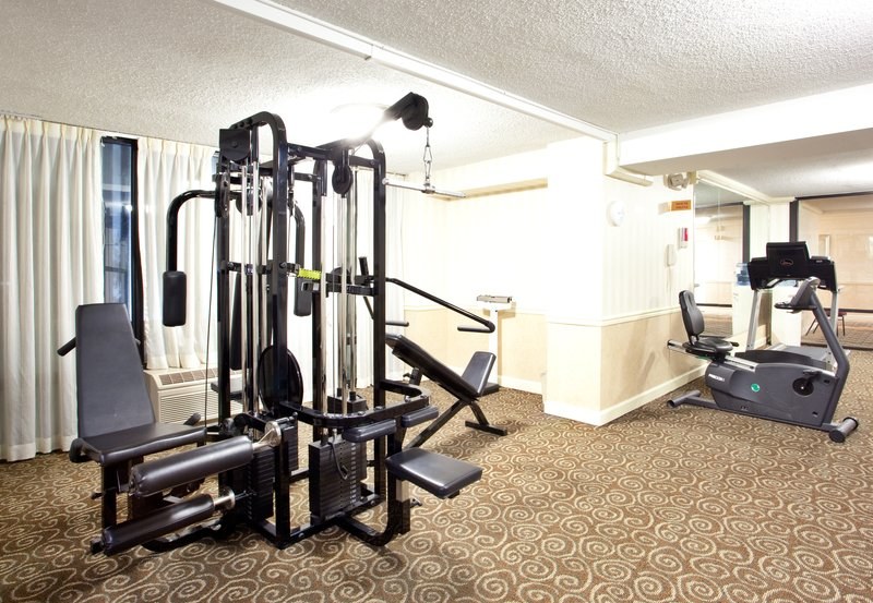 Holiday Inn Roanoke - Tanglewood - Rt 419 & I581-Our Fitness Center is Located on the Second Floor!<br/>Image from Leonardo