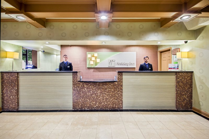 Holiday Inn Roanoke - Tanglewood - Rt 419 & I581-Our Front Desk Agents Welcome You to be our guest!<br/>Image from Leonardo
