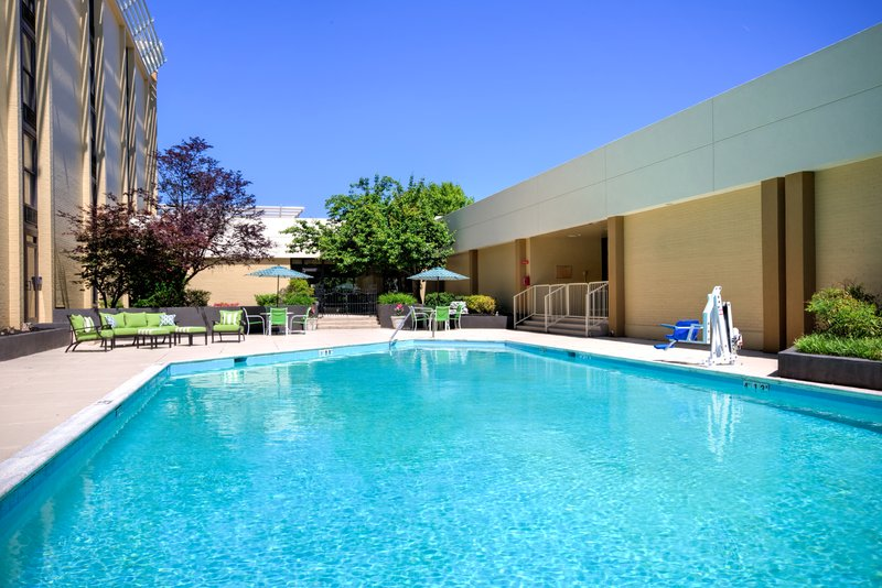 Holiday Inn Roanoke - Tanglewood - Rt 419 & I581-Take a dip in our outdoor heated pool (seasonal)<br/>Image from Leonardo