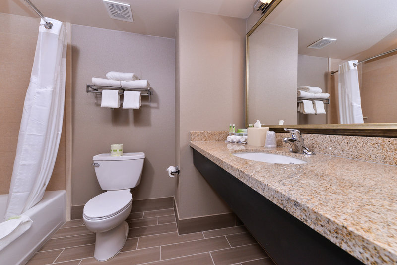 Holiday Inn Express & Suites Indio-Guest Bathroom<br/>Image from Leonardo