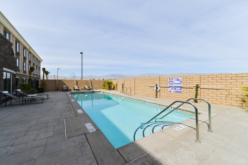 Holiday Inn Express & Suites Indio-Heated Outdoor Pool<br/>Image from Leonardo