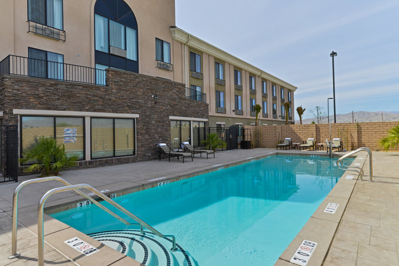 Holiday Inn Express & Suites Indio-Heated Outdoor Swimming Pool<br/>Image from Leonardo