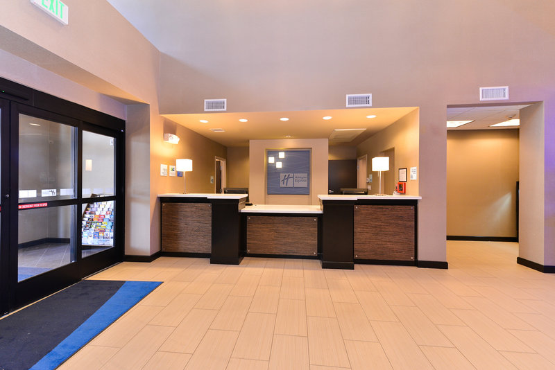 Holiday Inn Express & Suites Indio-Hotel Lobby<br/>Image from Leonardo