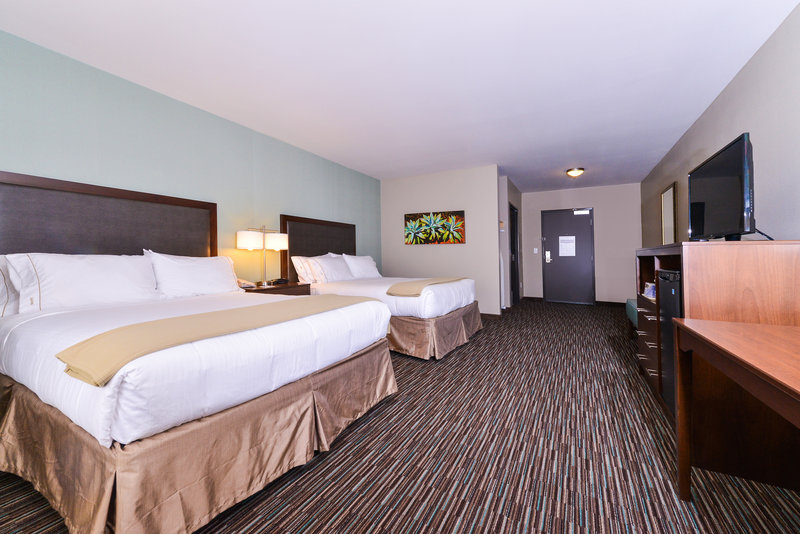 Holiday Inn Express & Suites Indio-Two Queen Bed Guest Room<br/>Image from Leonardo