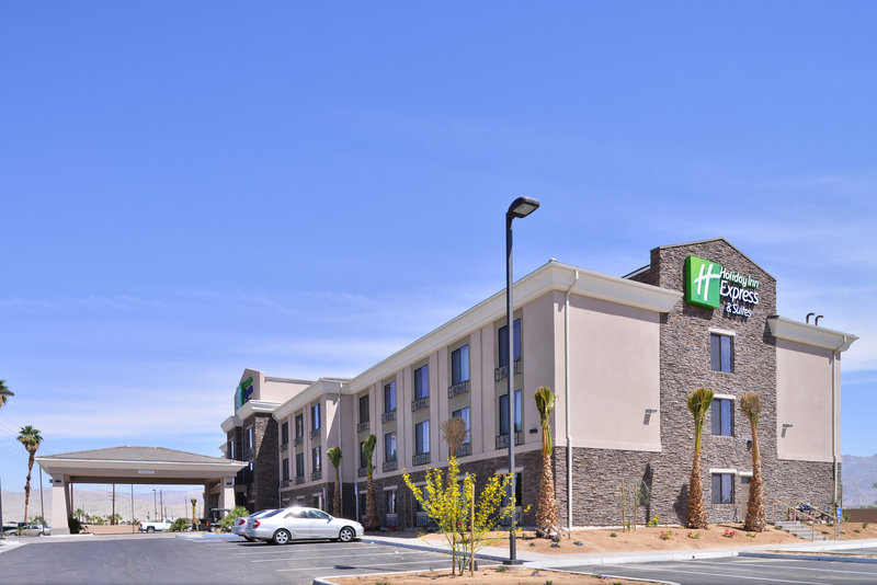 Holiday Inn Express & Suites Indio-Hotel Exterior<br/>Image from Leonardo