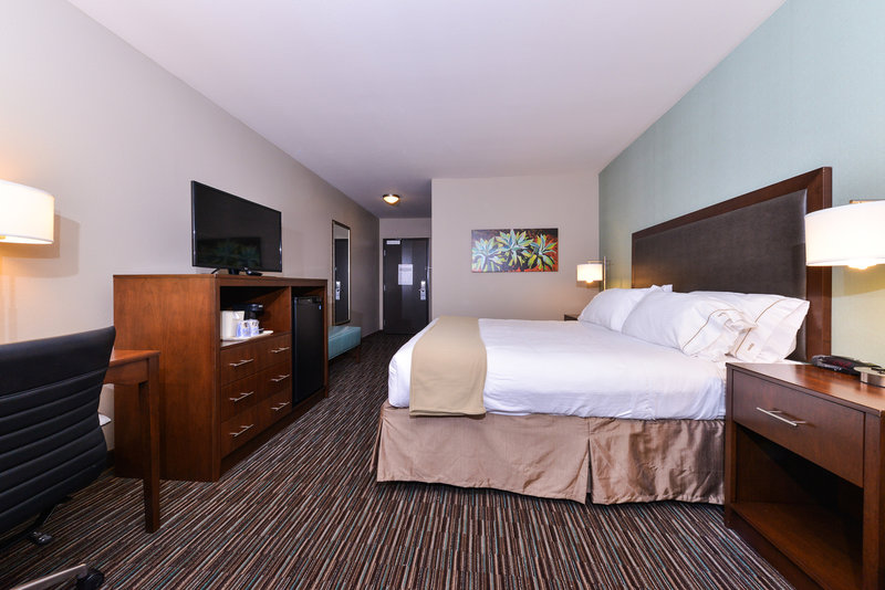 Holiday Inn Express & Suites Indio-Spacious King Guest Room<br/>Image from Leonardo