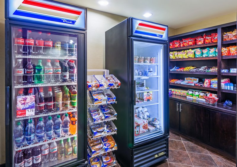 Holiday Inn Express Beaumont NW Parkdale Mall-Vending<br/>Image from Leonardo