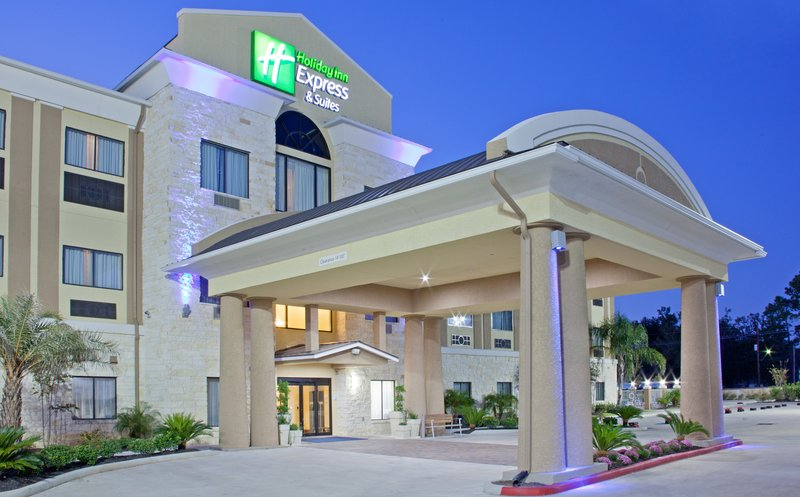 Holiday Inn Express Beaumont NW Parkdale Mall-Welcome to the Holiday Inn Suites Beaumont, TX Hotel!<br/>Image from Leonardo