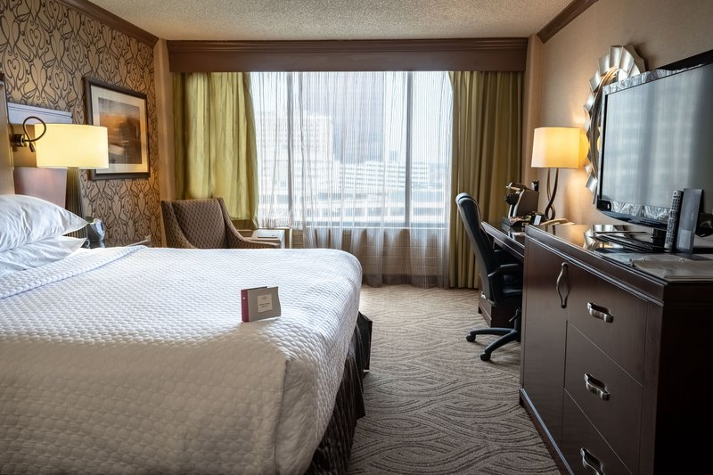Crowne Plaza Dayton-Long Day? Sit back, relax and let us take it from here.<br/>Image from Leonardo