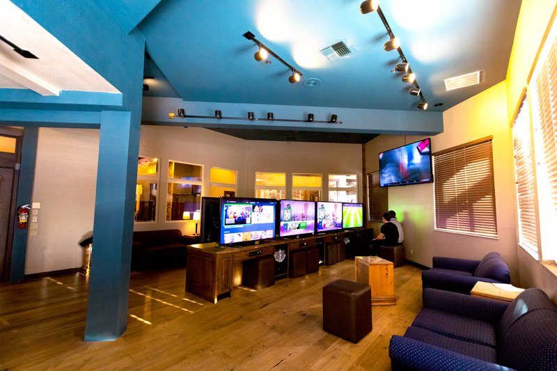 Holiday Inn West Yellowstone-Holiday Inn West Yellowstone Game Room<br/>Image from Leonardo