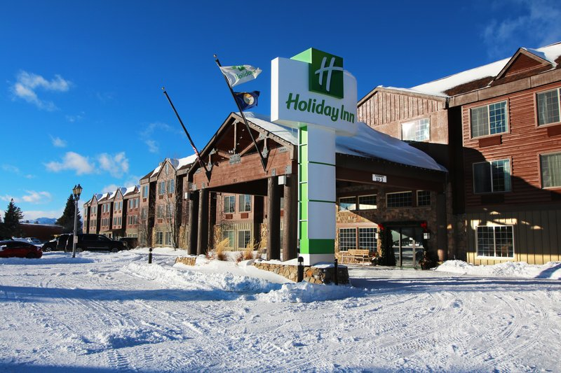 Holiday Inn West Yellowstone-Hotel Exterior<br/>Image from Leonardo