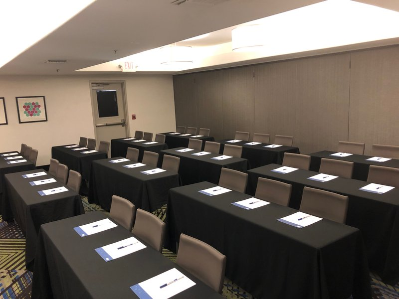 Holiday Inn Express & Suites Modesto-Salida-Classroom Style for 36 people<br/>Image from Leonardo