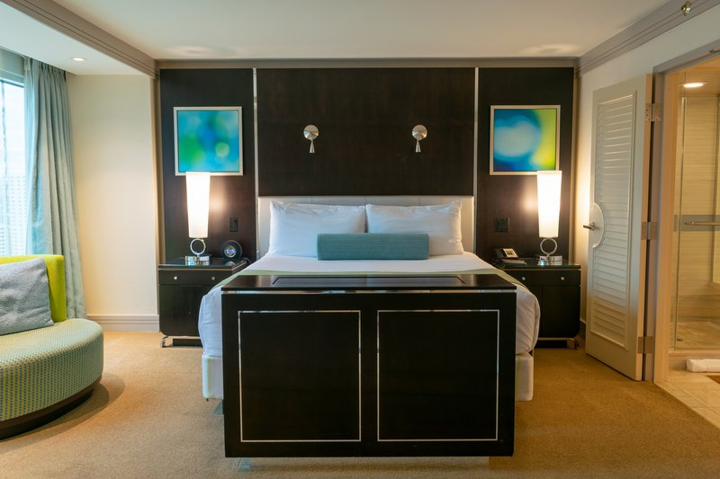 The Mirage Hotel and Casino - One Bedroom Tower Suite <br/>Image from Leonardo