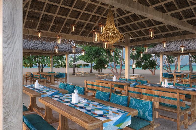 Hilton La Romana, an All Inclusive Adult Rst - Hilton La Romana Adults Caribbean Restaurant <br/>Image from Leonardo