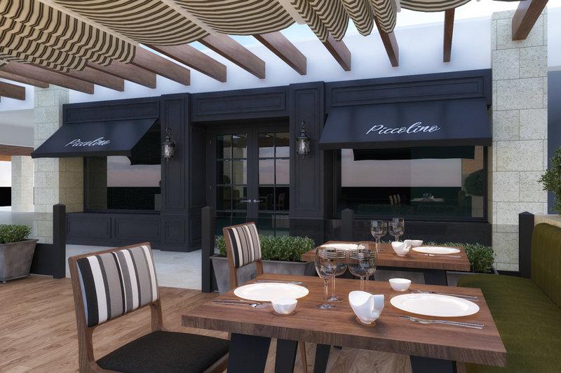 Hilton La Romana, an All Inclusive Adult Rst - Hilton La Romana Adults Italian Restaurant <br/>Image from Leonardo