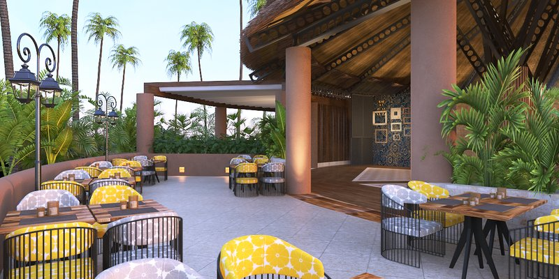 Hilton La Romana, an All Inclusive Adult Rst - Hilton La Romana Adults Mediterranean Restaurant <br/>Image from Leonardo
