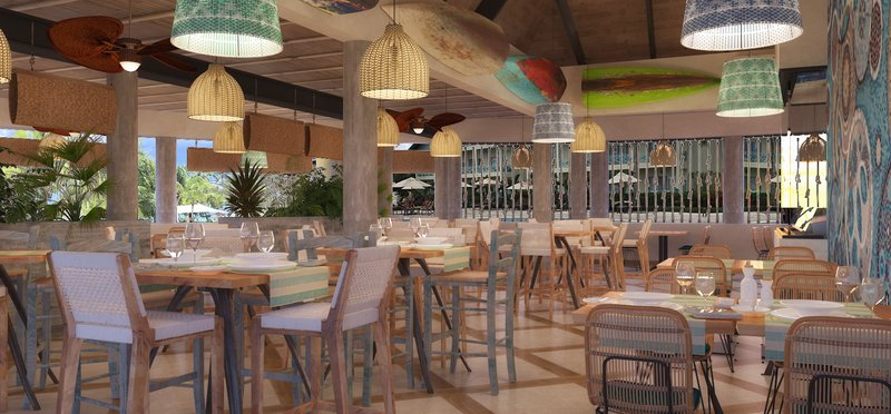 Hilton La Romana, an All Inclusive Adult Rst - Hilton La Romana Adults Seafood Restaurant <br/>Image from Leonardo