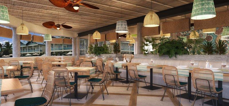 Hilton La Romana, an All Inclusive Adult Rst - Hilton La Romana Adults Seafood Restaurant <br/>Image from Leonardo