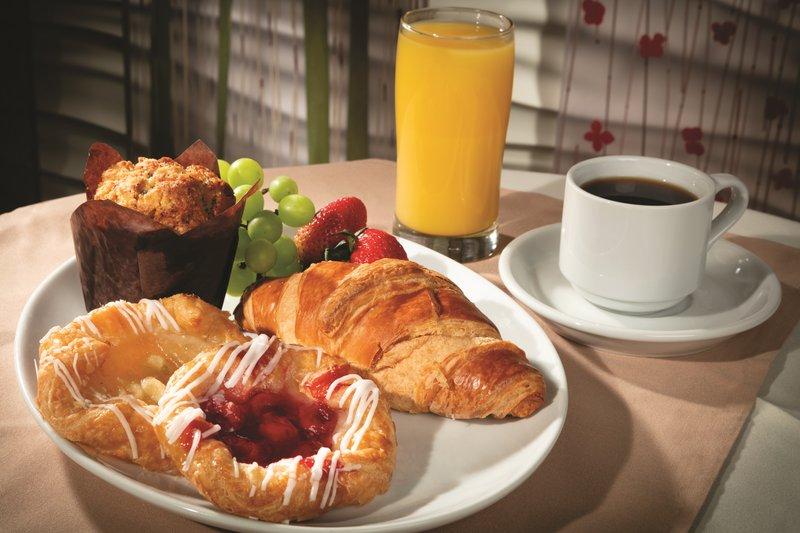 New York-New York Hotel-NYNY In Room Breakfast<br/>Image from Leonardo