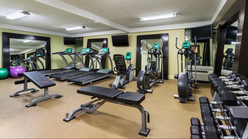 Holiday Inn Express Charleston - Civic Center-Fitness Center<br/>Image from Leonardo