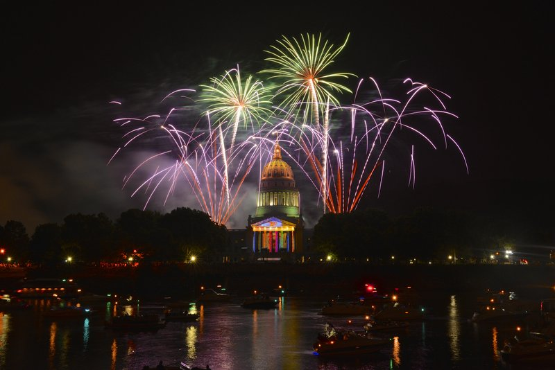 Holiday Inn Express Charleston - Civic Center-Fourth of July in Charleston, WV<br/>Image from Leonardo