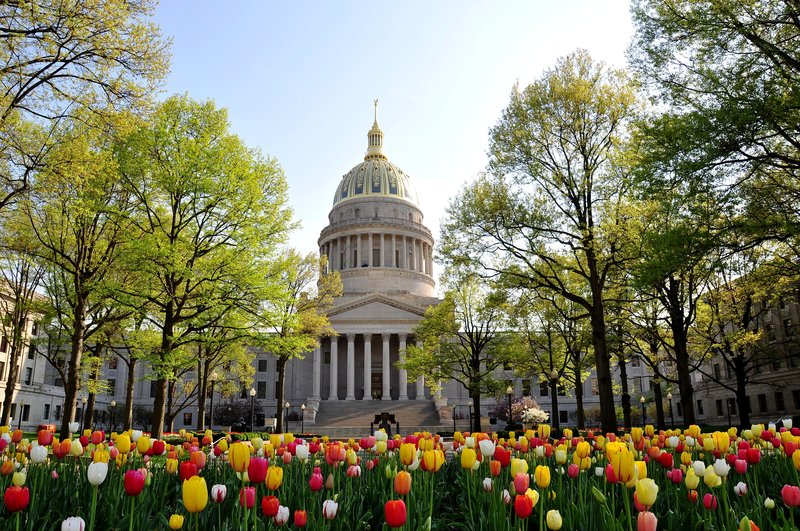 Holiday Inn Express Charleston - Civic Center-West Virginia Capitol Building<br/>Image from Leonardo