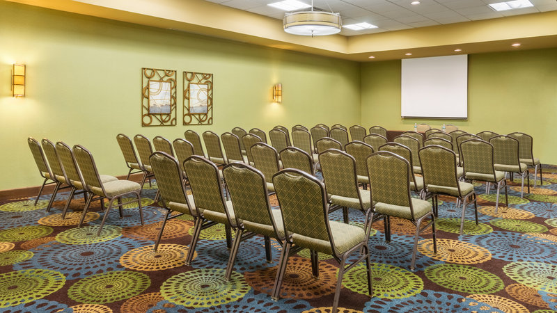 Holiday Inn Express Charleston - Civic Center-Meeting Room - Theater Setup<br/>Image from Leonardo