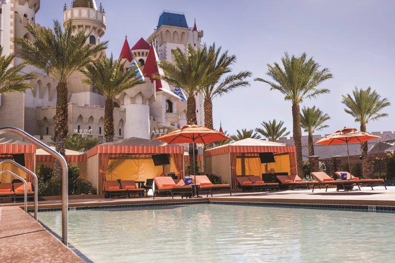 Excalibur Hotel and Casino - EX Pool <br/>Image from Leonardo