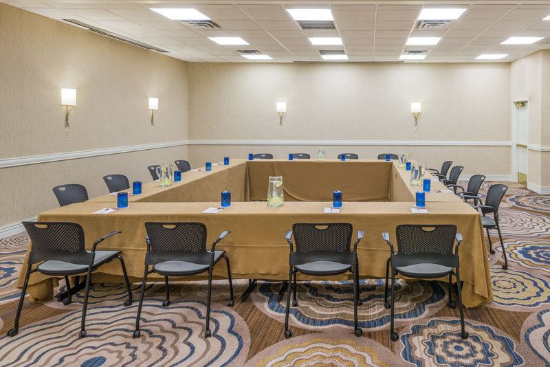 Crowne Plaza White Plains - Downtown-Scarsdale Meeting Room<br/>Image from Leonardo