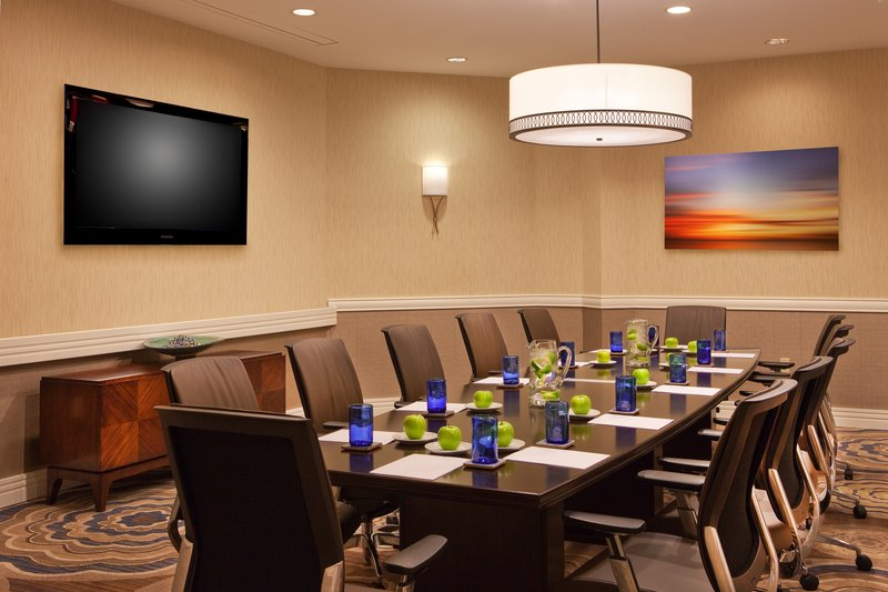 Crowne Plaza White Plains - Downtown-The Boardroom is perfect for executive meetings.<br/>Image from Leonardo