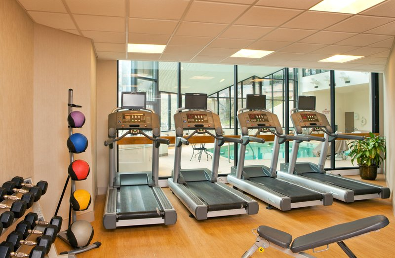 Crowne Plaza White Plains - Downtown-Enjoy a productive workout in our new fitness center.<br/>Image from Leonardo