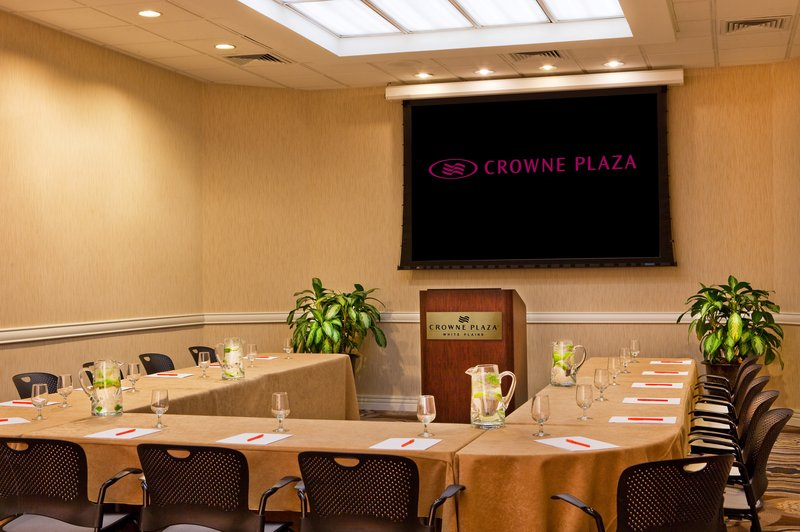 Crowne Plaza White Plains - Downtown-The Sprainbrook room is perfect for a break-out room.<br/>Image from Leonardo