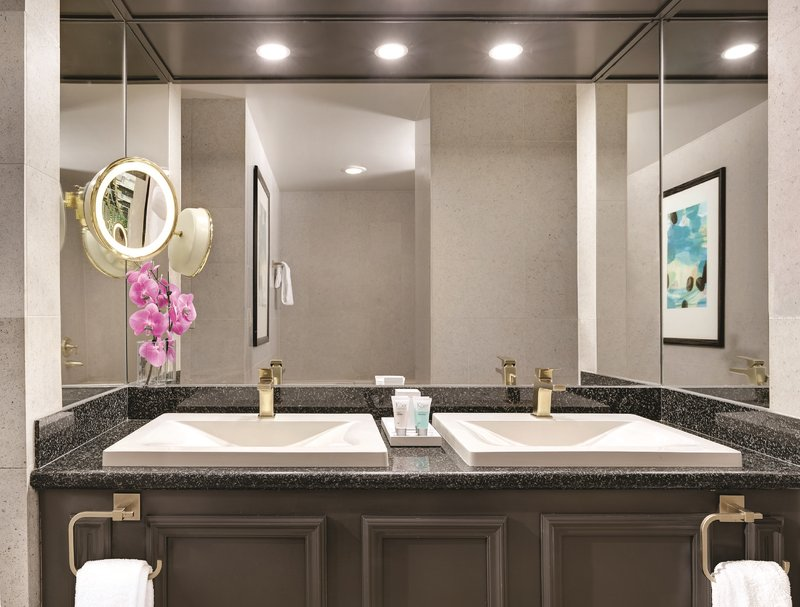 Luxor Resort and Casino-Tower One Bathroom<br/>Image from Leonardo