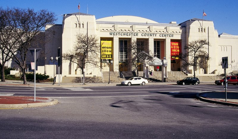 Crowne Plaza White Plains - Downtown-The Westchester County Center is only 1 mile from the hotel.<br/>Image from Leonardo