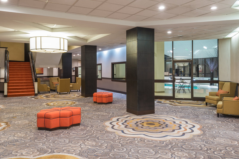Crowne Plaza White Plains - Downtown-Pool Foyer<br/>Image from Leonardo