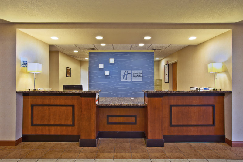Holiday Inn Express & Suites East Lansing-We look forward to your arrival.<br/>Image from Leonardo