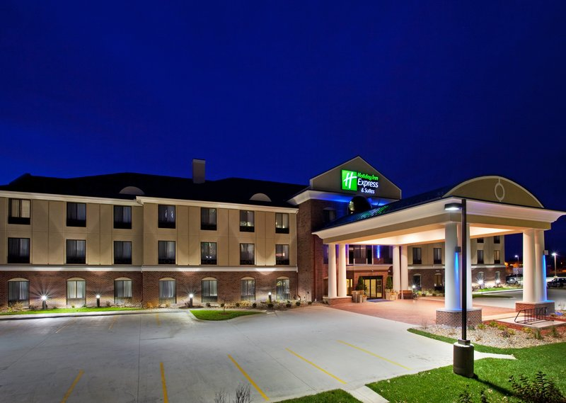 Holiday Inn Express & Suites East Lansing-Just minutes from Michigan State University and Spartan Stadium!<br/>Image from Leonardo