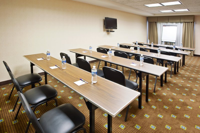 Holiday Inn Express & Suites East Lansing-Our meeting room is perfect for groups of 12 or less.<br/>Image from Leonardo