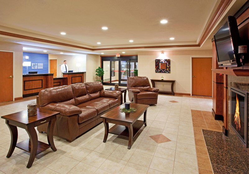 Holiday Inn Express & Suites East Lansing-Welcome to the Holiday Inn Express & Suites East Lansing<br/>Image from Leonardo