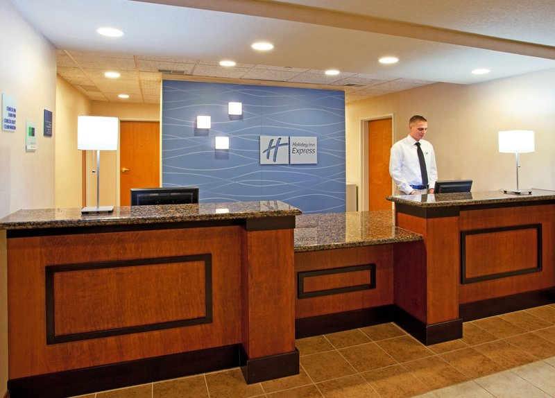 Holiday Inn Express & Suites East Lansing-Corporate travelers and leisure guests love our hotel.<br/>Image from Leonardo