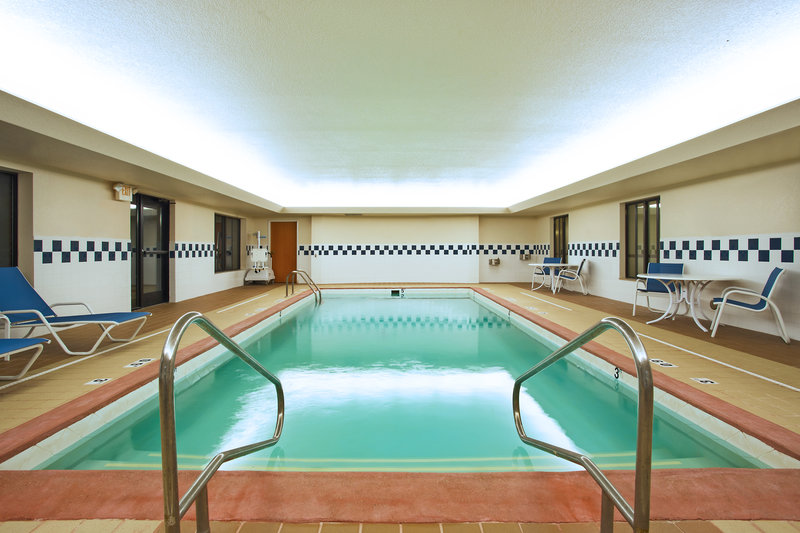 Holiday Inn Express & Suites East Lansing-Come enjoy our heated indoor swimming pool!<br/>Image from Leonardo