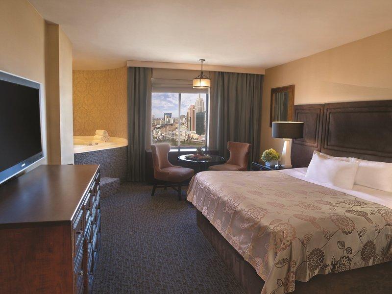 Excalibur Hotel and Casino - Resort Superior King Room <br/>Image from Leonardo
