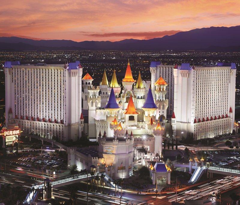 Excalibur Hotel and Casino-Excalibur<br/>Image from Leonardo