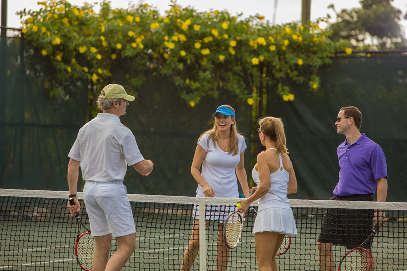 Casa De Campo - Tennis Group <br/>Image from Leonardo