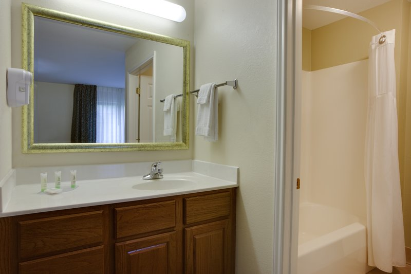 Staybridge Suites Corning-Standard Guest Bathroom<br/>Image from Leonardo