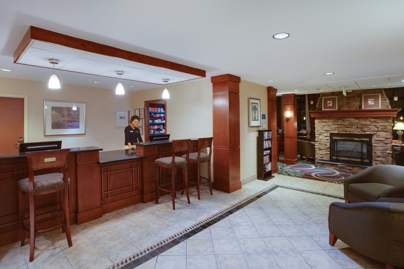 Staybridge Suites Corning-Front Desk<br/>Image from Leonardo