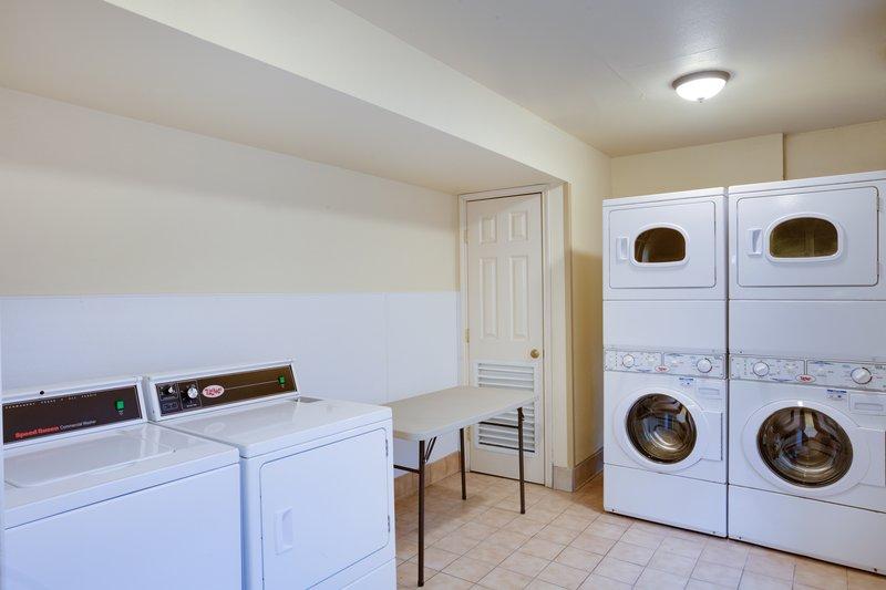 Staybridge Suites Corning-Laundry Facility<br/>Image from Leonardo