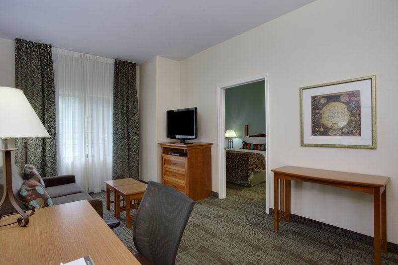 Staybridge Suites Corning-ADA/Handicapped accessible One Bedroom Suite<br/>Image from Leonardo