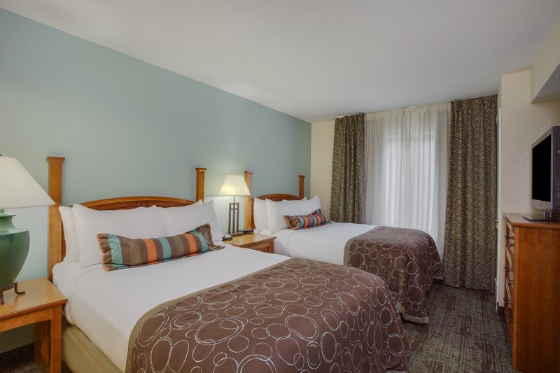 Staybridge Suites Corning-Two Bedroom Suite with Two Double Beds Bedroom<br/>Image from Leonardo