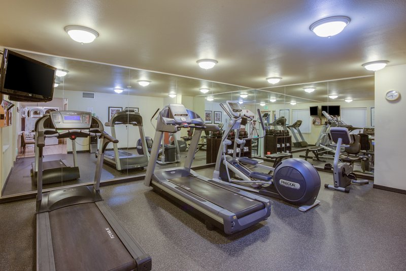 Staybridge Suites Corning-Fitness Center<br/>Image from Leonardo